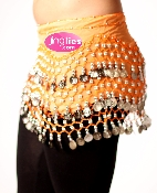 plus size hip scarf belly dance zumba
