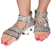 belly dancing shoes slippers