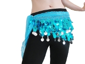 zumba hip scarves