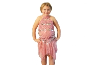 kids belly dancing costume